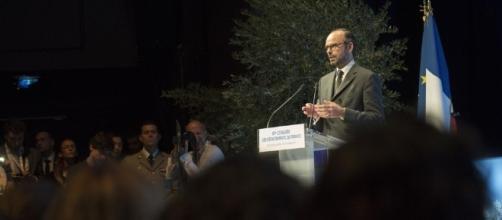 A Marseille, un Edouard Philippe arrangeant face aux départements ... - liberation.fr