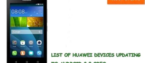 Android Oreo, esclusi alcuni dispositivi Huawei ?