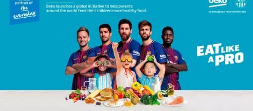 Beko se ha convertido en uno de los partners del Barcelona
