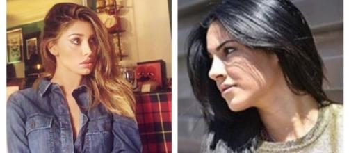 Belen contro Giulia De Lellis al GF Vip