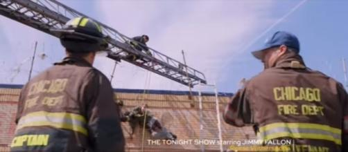 'Chicago Fire' opts for the same storyline again [Image via TVpromosdb YT channel]