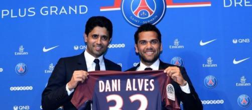 Dani Alves était l'une des cibles du Real Madrid cet été - footmercato.net