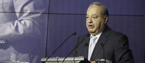 El empresario mexicano Carlos Slim