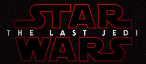 Episode VIII's official logo. Image Credit: Youtube/Star Wars