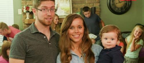 Jessa and Ben Seewald [Image via TLC/Youtube screencap]
