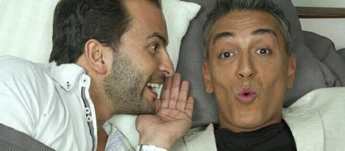 Kiko Hernández y Antonio Tejado y una amistad consolidada