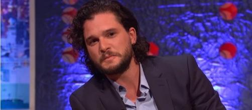Kit Harington's Epic April Fools Day Prank On Rose Leslie - The Jonathan Ross Show | Image Credit: The Jonathan Ross Show/YouTube