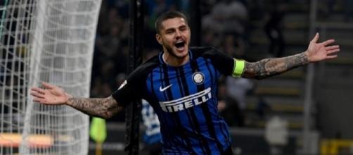 Mauro Icardi, 89 reti in 156 gare ufficiali con la maglia dell'Inter
