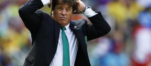 Miguel Herrera, el entrenador más emblemático de México