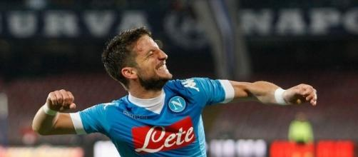 Napoli, Mertens: 'Voglio segnare ancora più gol'