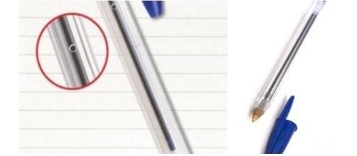 O segredo das canetas mundialmente famosas BIC