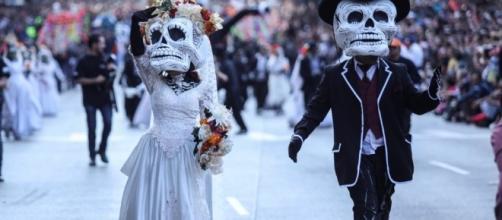 Ofrendas y catrinas: así celebra México el Día de Muertos.