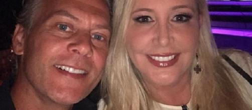 'RHOC' Shannon Beador and husband, David. [Photo via Shannon Beador/Instagram]
