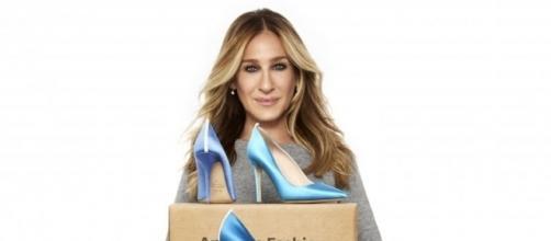 Sarah Jessica Parker per Amazon, in arrivo una nuova linea di ... - newsandcoffee.it