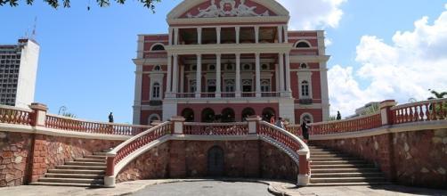Teatro Amazonas é o ponto turístico mais visitado de Manaus