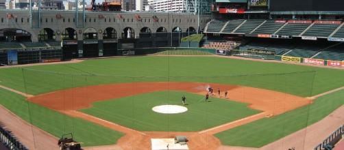 The Astros can own this at home. Image via Delaywaves/Wikimedia Commons