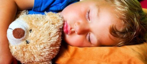 There are simple things that can help you fall asleep easier and faster at night. [Image Credit: Baby Relax Channel/Youtube]