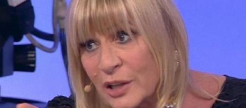 Uomini e Donne, caos in studio: Gemma Galgani litiga.