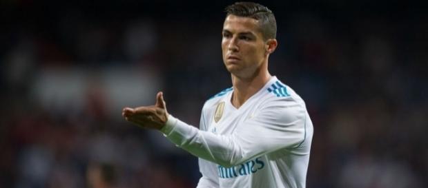 Cristiano Ronaldo já não esconde sua frustração