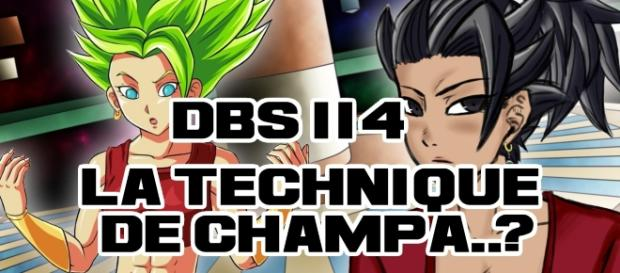 DBS 114 : La technique de Champa..?