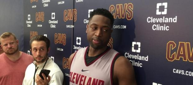 Dwyane Wade talks about moving to Cavs second unit. (Image Credit - ESPN/YouTube Screenshot)