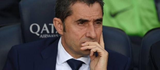 Ernesto Valverde, entrenador del FC Barcelona - elpais.com