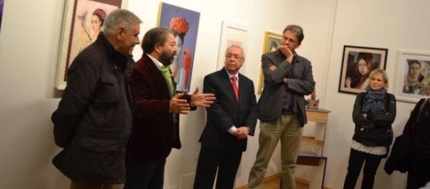 Franco Colacella, Amedeo Fusco, Hernan Ruiz Bravo, Alberto Vergalli