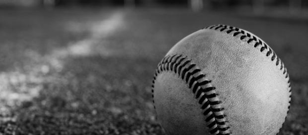Image of a baseball via Ryan/Flickr