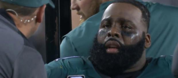 Jason Peters is done for the year - Sports Outlet/YouTube