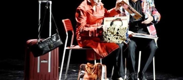Jorge Javier vuelve al teatro.