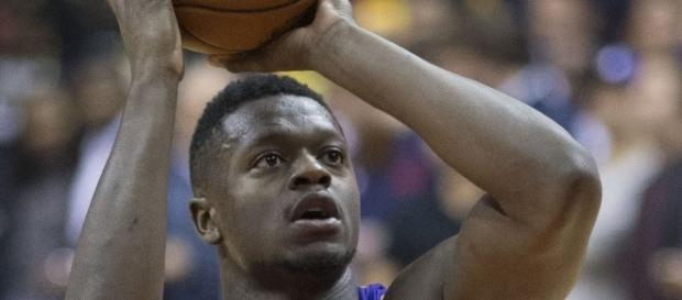 Julius Randle is expected to become a subject of trade rumors in the coming months. (Photo via Keith Allison, Flickr CC)