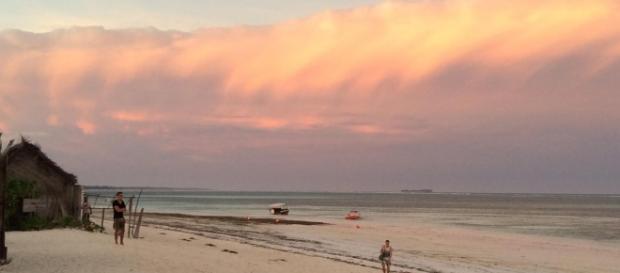 La costa Est di Zanzibar, foto senza filtri di Marta Migliardi