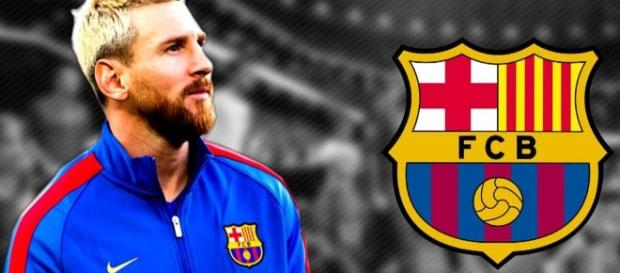 Leo Messi no ha renovado y no se descarta su salida del Barcelona ... - diez.hn
