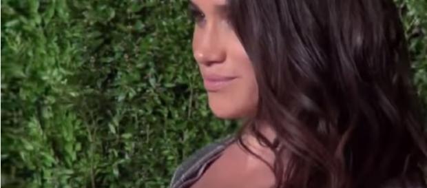 Meghan Markle - (Image Credit: E!/YouTube screencap)