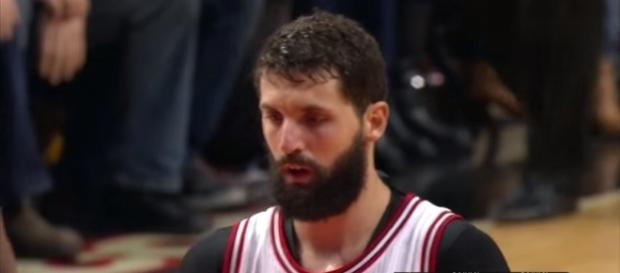 Niko Mirotic playing with the Bulls in 2015 - image - FreeDawkins/Youtube