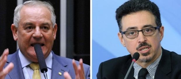 O deputado Givaldo Carimbão provocou o ministro da Cultura, Sérgio Sá Leitão