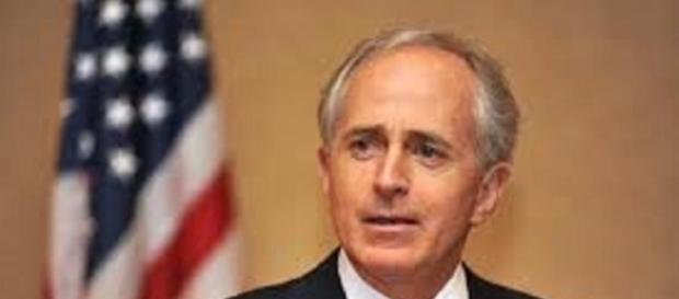 Senator Bob Corker/ Photo courtesy of State Department, Flickr
