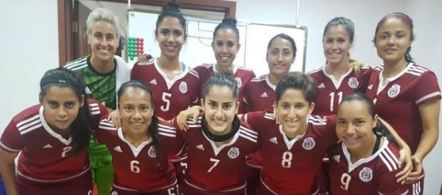 Tricolor femenil pierde ante Brasil en Torneo cuatro naciones ... - com.mx