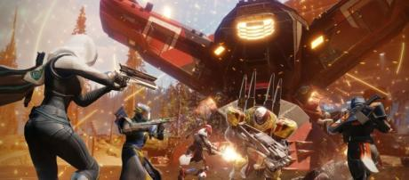 'Destiny 2' New Patrol Zone hinted on data mined Audio .[Image Credit: PCGamer/YouTube]