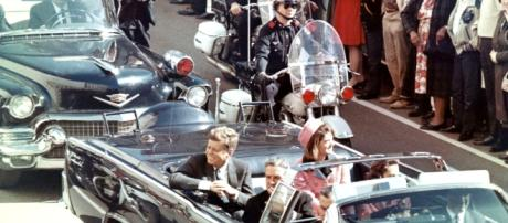 What will JFK files reveal? Photo by By Walt Cisco, Dallas Morning News, Public Domain.