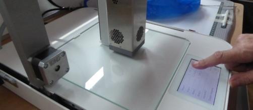 3D food printer [image courtesy librariestaskforce flickr]