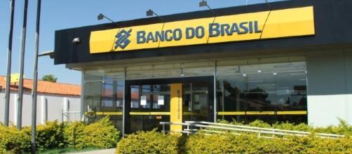 Agência do Banco do Brasil foi alvo de corte