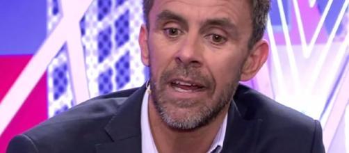 Alonso Caparrós y su estreno en Sálvame.
