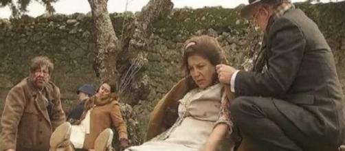 Attentato durante il matrimonio di Francisca e Raimundo