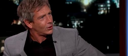 "Ben Mendelsohn eyed for a new villain role in ""Captain Marvel."" (Image credit: Jimmy Kimmel/YouTube screencap)"