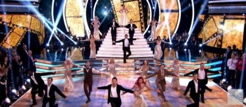 'Dancing With The Stars' opening number. [Image Credit: Dancing With The Stars / YouTube screencap]