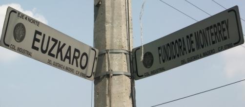 El nombre de algunas calles del Estado de México es una mezcla de palabras en náhuatl y español (Vía Wikimedia Commons)
