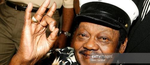 Fat Domino, ganador del Grammy en 1987. - gettyimages.com
