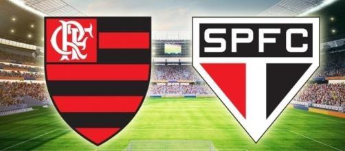 Flamengo e São Paulo pretendem trazer reforços para o meio de campo