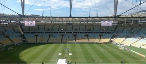 Fluminense x Flamengo: clássico não deverá lotar na quarta (Foto: Globo.com)